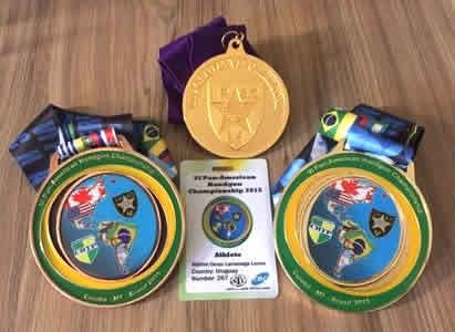 VI Panamericanos de Tiro Práctico – Brasil Ago/2015